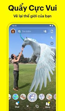 Snapchat ảnh chụp màn hình 2
