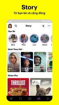 Snapchat ảnh chụp màn hình 3