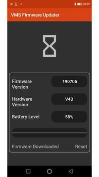 SolarVMS Firmware Updater screenshot 3