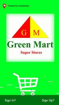Green Mart poster