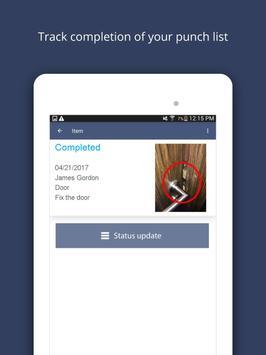 Punch List and Issue Tracker ảnh chụp màn hình 3