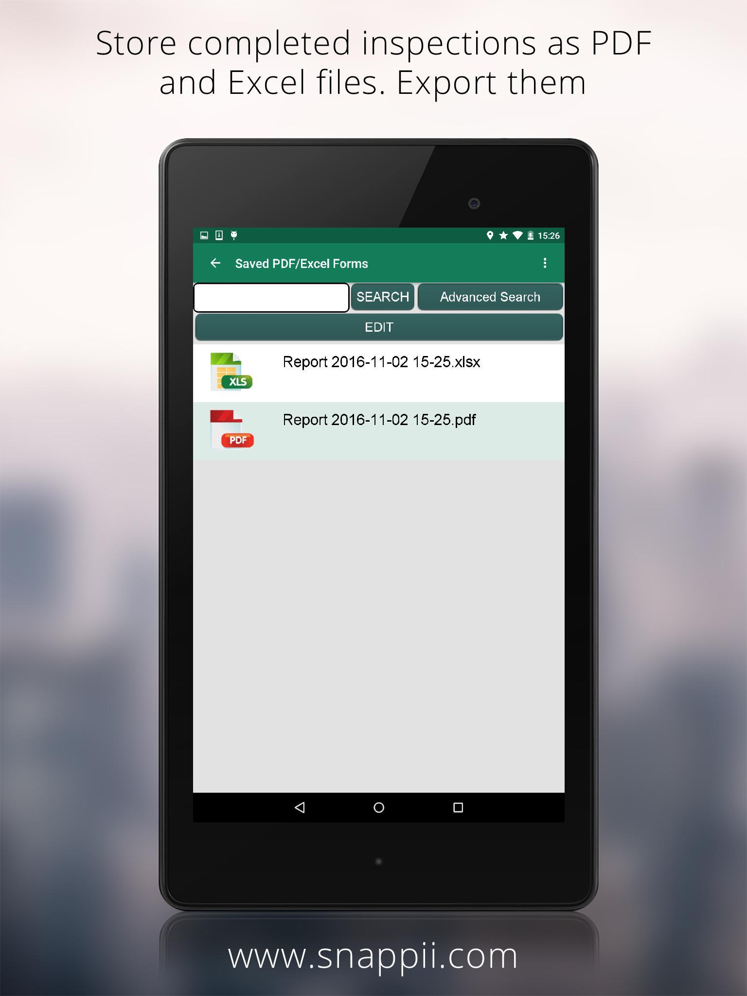Building Maintenance App for Android - APK Download