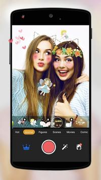 PIP Camera Pro : Photo snap editor camera Filers screenshot 9