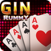 Gin Rummy - Online Card Game आइकन
