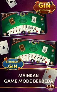 Gin Rummy - Game Kartu Remi Online screenshot 14