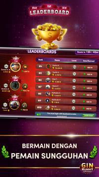 Gin Rummy - Game Kartu Remi Online screenshot 2