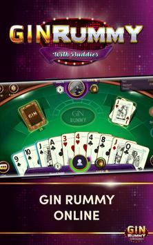 Gin Rummy - Game Kartu Remi Online screenshot 8