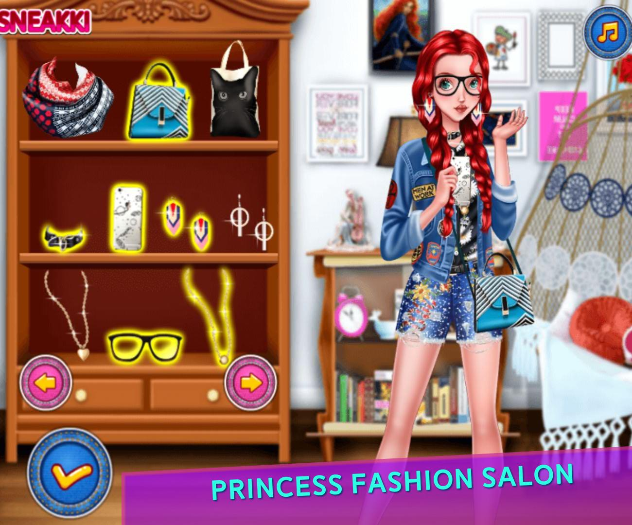 Design It Girl Jean Fashion Salon For Android Apk Download