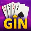 جين رومي عبر الإنترنت - لعبة بطاقات مجانية أيقونة
