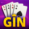 Gin Rummy Online - Free Card Game アイコン