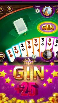 Gin Rummy - Online Free Card Game screenshot 12