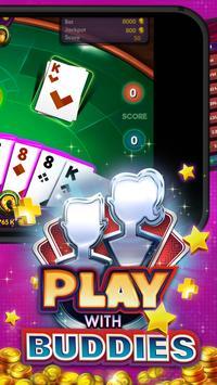 Gin Rummy - Online Free Card Game screenshot 8