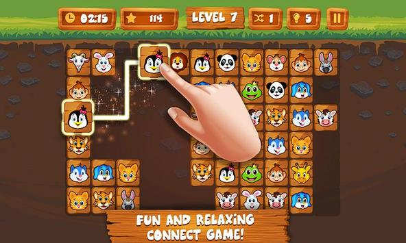 Onet Connect Links Fun Game screenshot 12