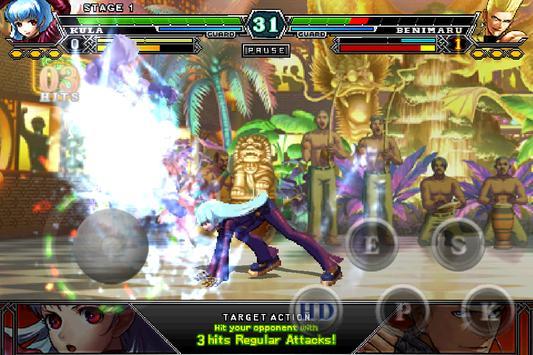 THE KING OF FIGHTERS-A 2012(F) ảnh chụp màn hình 4