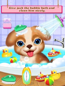 Puppy Salon - Daycare & Rescue Jobs poster