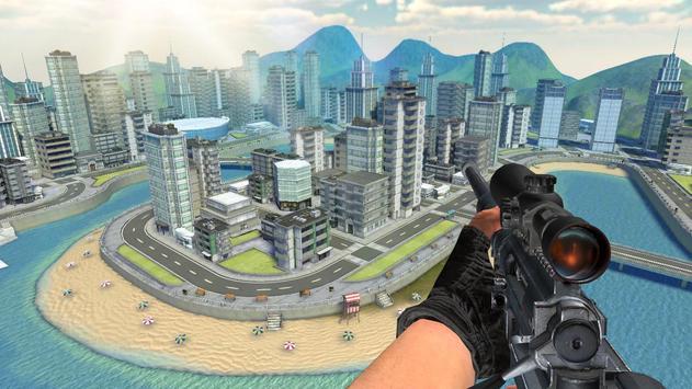 Sniper Master : City Hunter poster