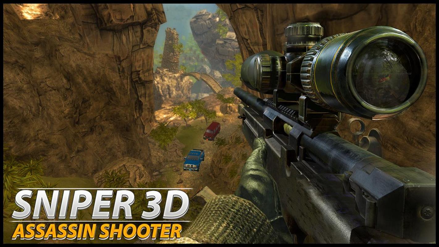 Sniper assassin mod apk 1 5 | Download Sniper 3D Assassin
