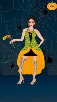 Halloween Girl Dress Up screenshot 10