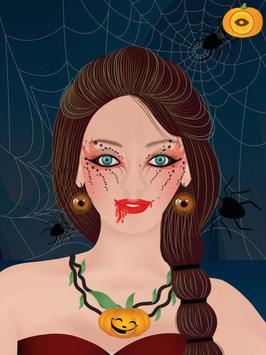 Halloween Girl Dress Up screenshot 5