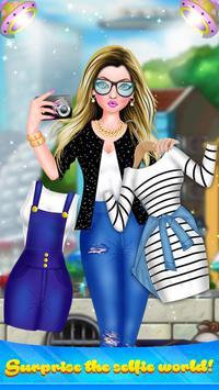 Pout Fashion Doll - Selfie Girl Beauty Salon screenshot 3