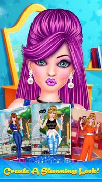 Pout Fashion Doll - Selfie Girl Beauty Salon screenshot 6