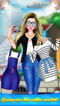 Pout Fashion Doll - Selfie Girl Beauty Salon screenshot 8