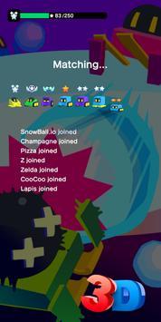 SnowBall.io - Guerra De Bolas de Nieve 3D تصوير الشاشة 1