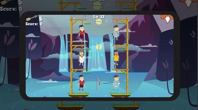 Hero Archer Save Man screenshot 1
