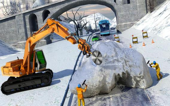 1 Schermata Snow Excavator