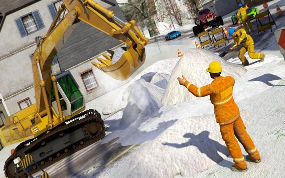 7 Schermata Snow Excavator