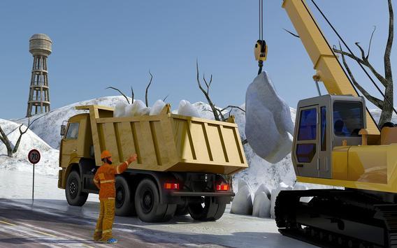 4 Schermata Snow Excavator