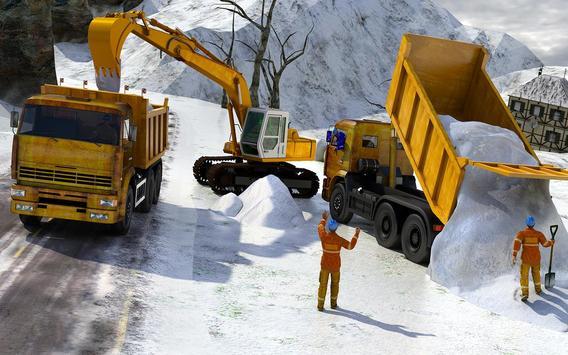 8 Schermata Snow Excavator