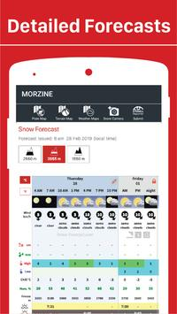 Snow-Forecast.com screenshot 2