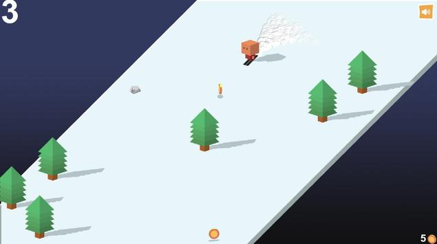 Snow Adventures screenshot 2