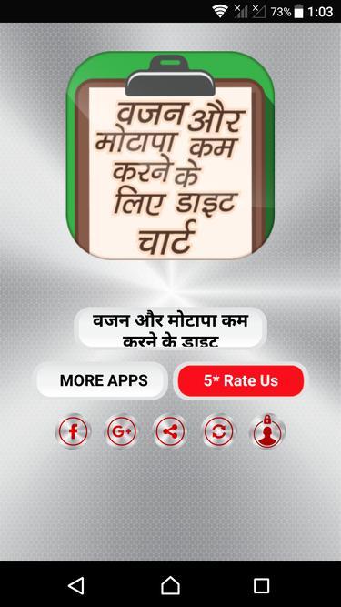 motapa kam karne ka diet chart in hindi