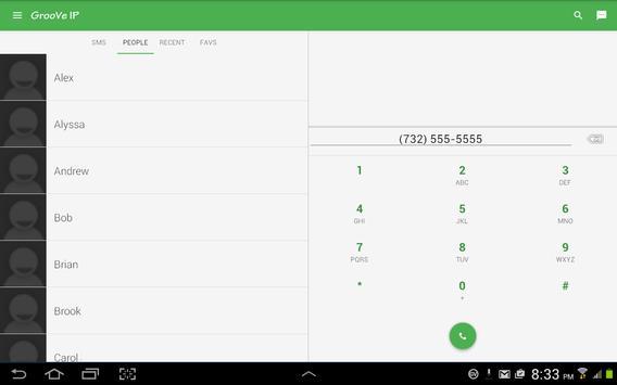 GrooVe IP screenshot 5