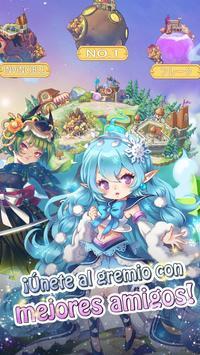 Summon Princess captura de pantalla 4