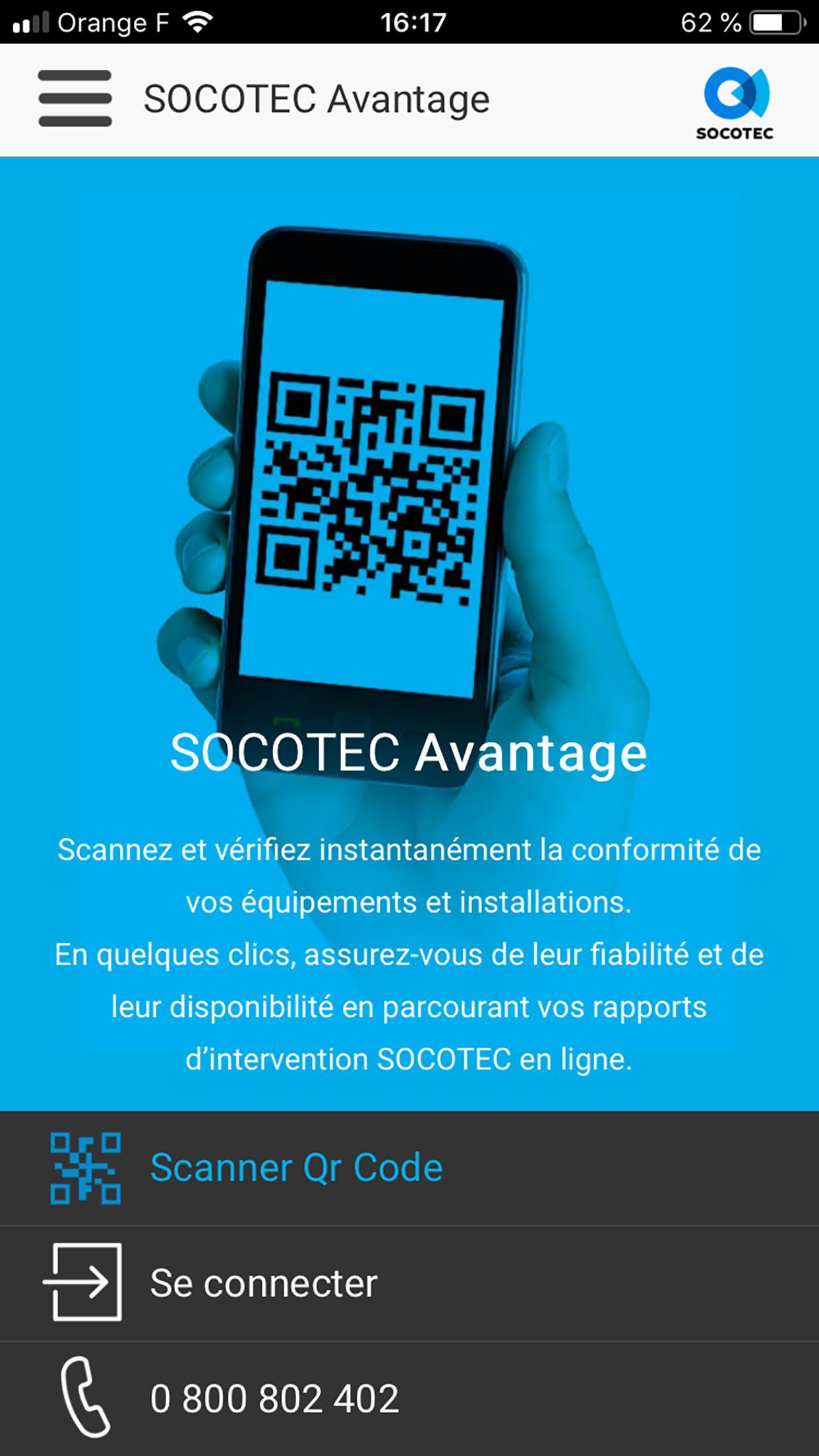 SOCOTEC TÉLÉCHARGER APPLICATION