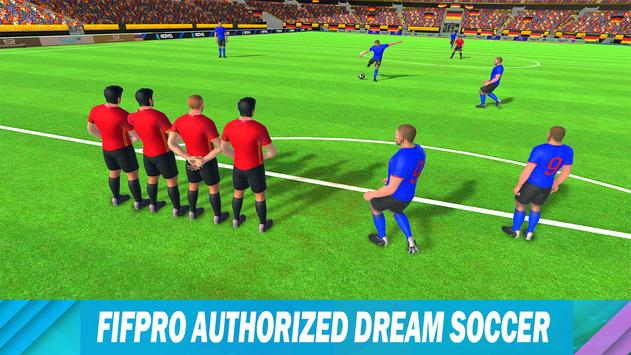 Soccer League 2020 - Real Soccer League Games poster
