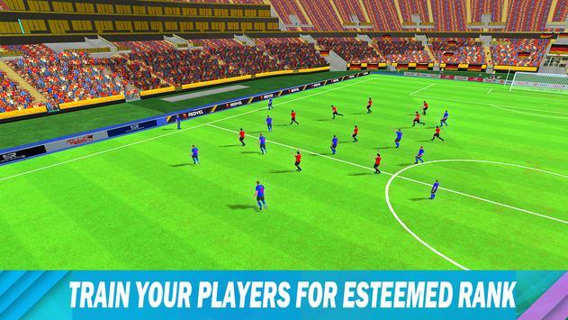 Soccer League 2020 - Real Soccer League Games screenshot 2