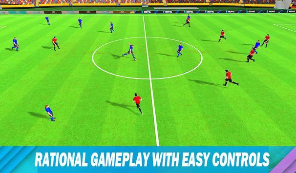 Soccer League 2020 - Real Soccer League Games screenshot 9