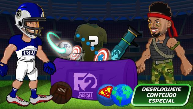 F2 Target Tekkers imagem de tela 6