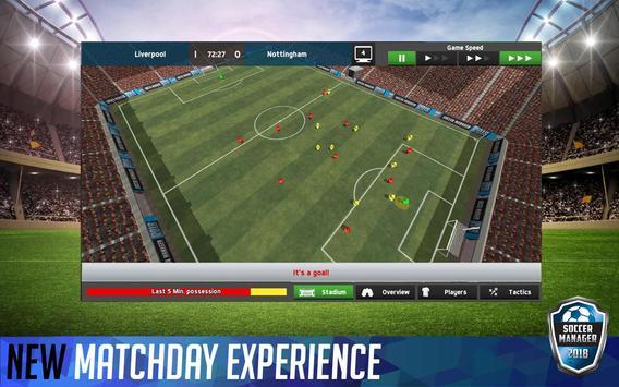Soccer Manager 2018 screenshot 6