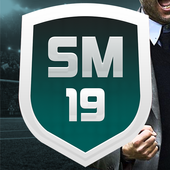 Soccer Manager 2019 - Voetbal Manager Spel-icoon