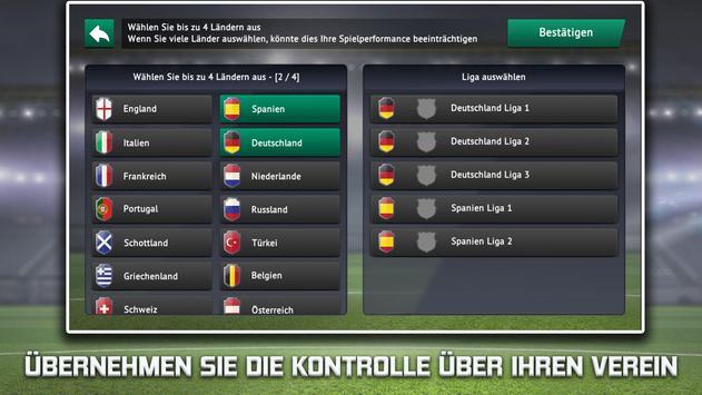 Soccer Manager 2019 - Fußball-Manager-Spiel Screenshot 4