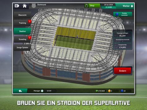 Soccer Manager 2019 - Fußball-Manager-Spiel Screenshot 6