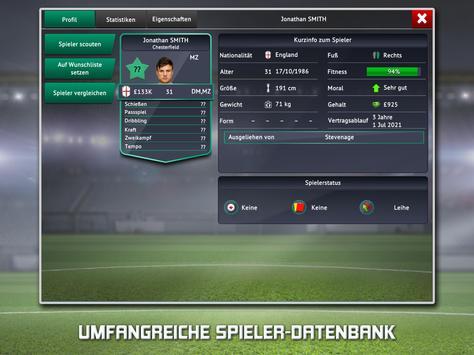 Soccer Manager 2019 - Fußball-Manager-Spiel Screenshot 8