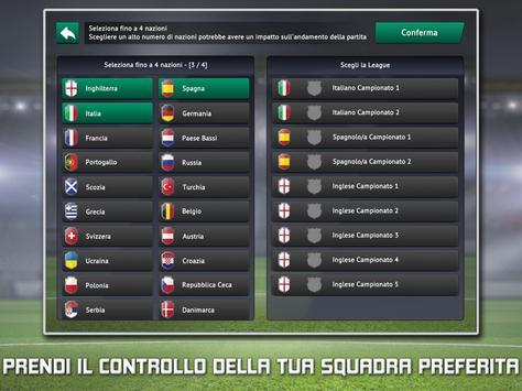 14 Schermata Soccer Manager 2019 - Gioco di Calcio Manageriale