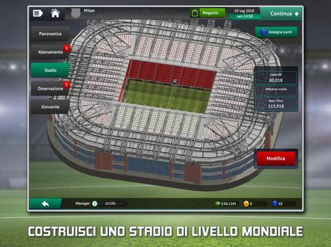 11 Schermata Soccer Manager 2019 - Gioco di Calcio Manageriale