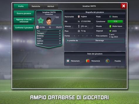 8 Schermata Soccer Manager 2019 - Gioco di Calcio Manageriale